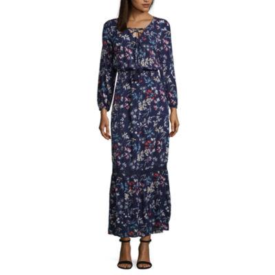 a.n.a. BOHO Maxi Dress