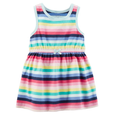 Carter's Sleeveless Fit & Flare Dress - Baby Girl NB-24M