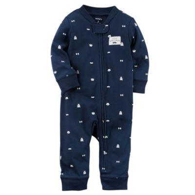 Carter's Little Baby Basics Sleep and Play - Baby Boys