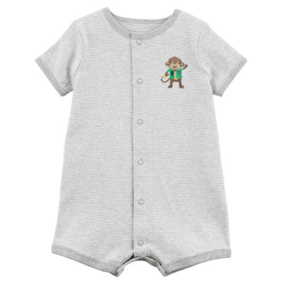 "Carters ""All Star"" Short Sleeve Creeper - Baby Boy"