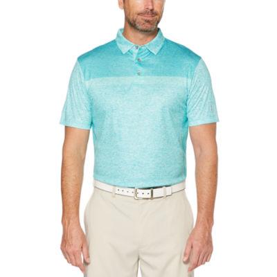 PGA TOUR Easy Care Short Sleeve Polo Shirt