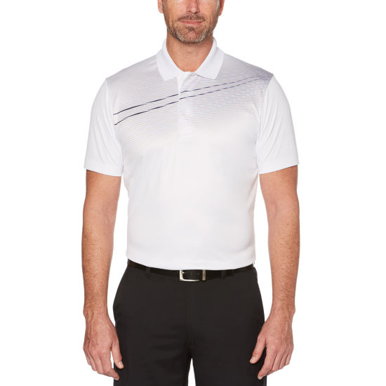 PGA TOUR Easy Care Short Sleeve Polo Shirt