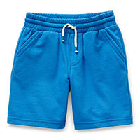 Okie Dokie Toddler Boys Mid Rise Pull-On Short Deals