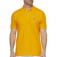 U.S. Polo Assn. Short Sleeve Ultimate Pique Polo Shirt Deals