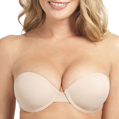 Ambrielle Go Bare Ultimate Boost Pushup Bra