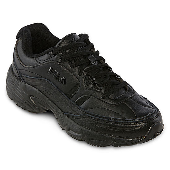 f92178fb89 Fila® Memory Workshift Womens Slip-Resistant Athletic Shoes