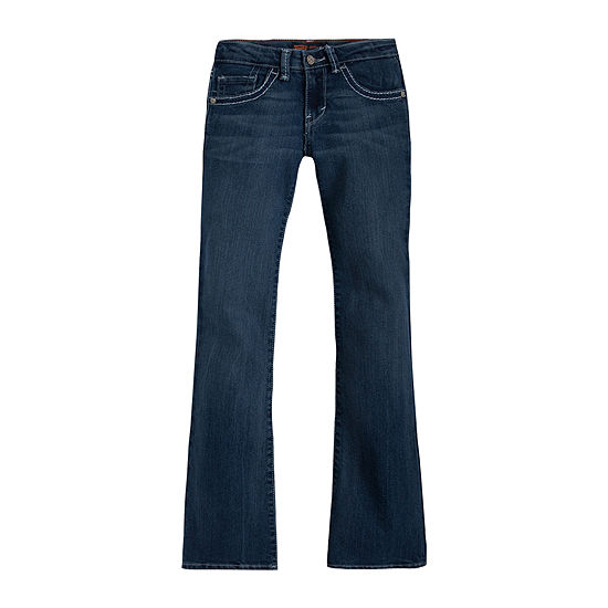 Levi's® 715 Thick-Stitch Bootcut Jeans - Big Girl