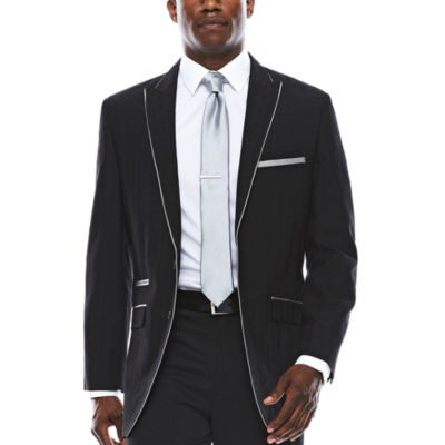 Akademiks® Shadow Check Sportcoat
