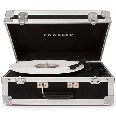 Crosley Bound Portable Turntable