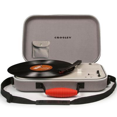 Crosley Messenger Portable Turntable
