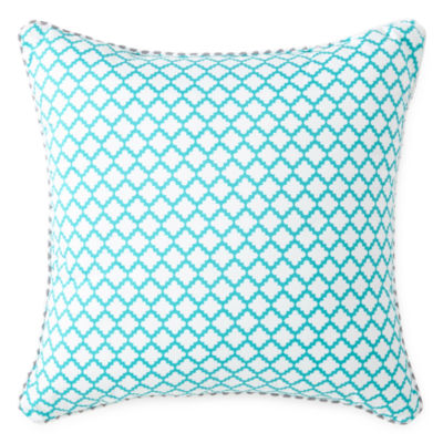 Home Expressions™ Tiles Square Decorative Pillow