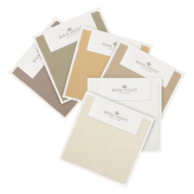 Royal Velvet® Supreme Swatch Card