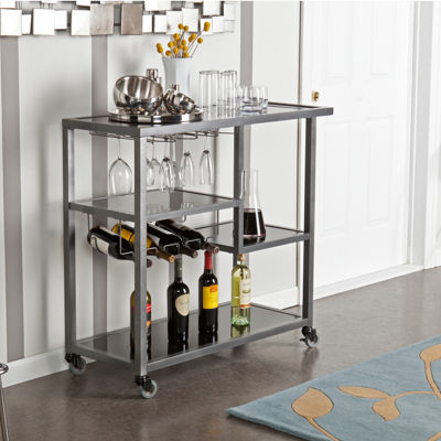 Holly And Martin Zephs Bar Cart