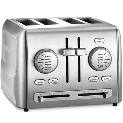 Cuisinart® 4-Slice Metal Toaster