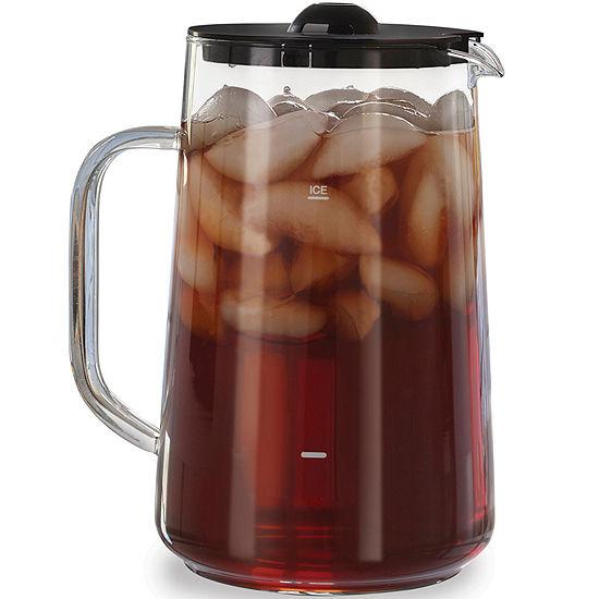 Capresso 80 Oz Glass Iced Tea Pitcher