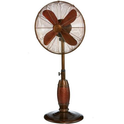 Deco Breeze® Coppertino Outdoor Standing Fan