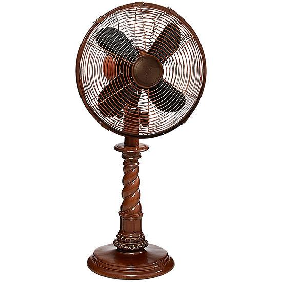 Deco Breeze® Raleigh Table Fan
