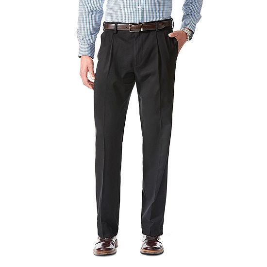 Dockers® Classic Fit Comfort Khaki Cuffed Pants - Pleated D3