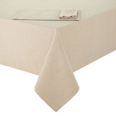 JCPenney Home® Brighton Hemstitch Table Cloth