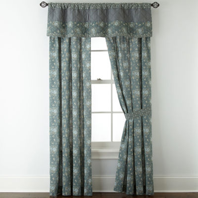 Home Expressions™ Gardenbrook 2-Pack Curtain Panels