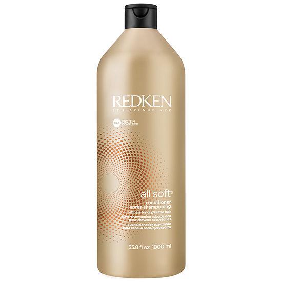 Redken All Soft Conditioner - 33.8 oz.
