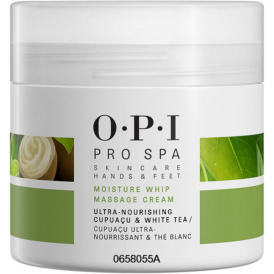 OPI Pro Spa Skincare Hands & Feet Moisture Whip Massage Cream - 4 oz.