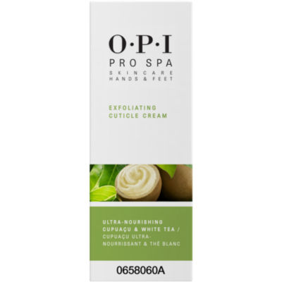 OPI Exfoliating Cuticle Cream - .9 Oz. Hand Cream