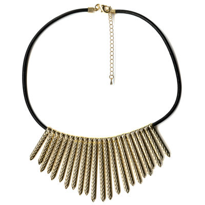 Bold Elements Womens Collar Necklace
