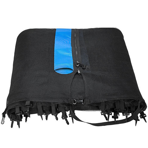 Upper Bounce Trampoline Replacement Net: Fits for13 ft Using 8 Straight Poles (NET ONLY)