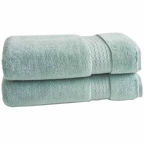 Loft By Loftex Sopht 2-Pc. Bath Towel Set