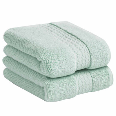 Loft By Loftex Sopht 2-Pc. Hand Towel Set