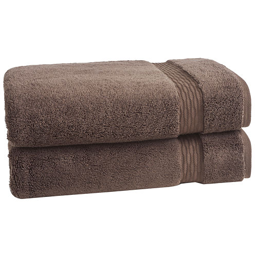 Loft By Loftex Innovate Recycled 2-Pc. Bath Towel Set