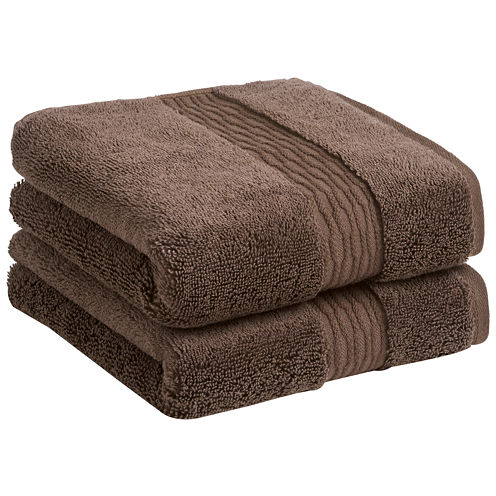 Loft By Loftex Loft By Loftex Innovate Recycled 2-Pc. Hand Towel Set 2-pc. Hand Towel