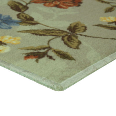 Bacova Elegant Dimensions Jennifer Printed Rectangle Rugs