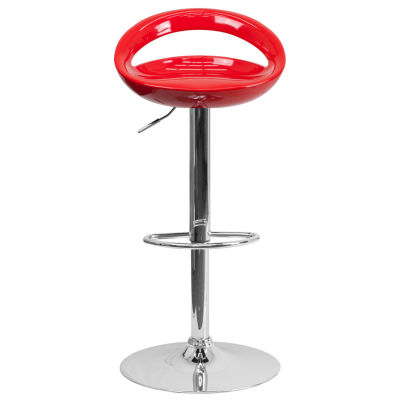 Adjustable Contemporary Bar Stool
