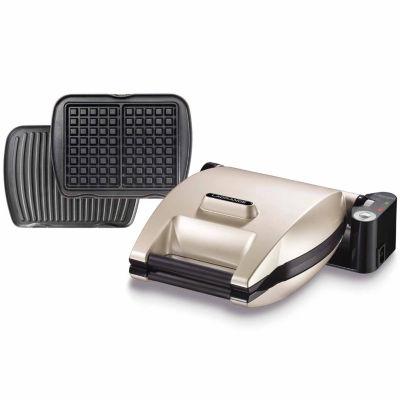 LaGrange® Premium Waffle-maker + Grill/Panini