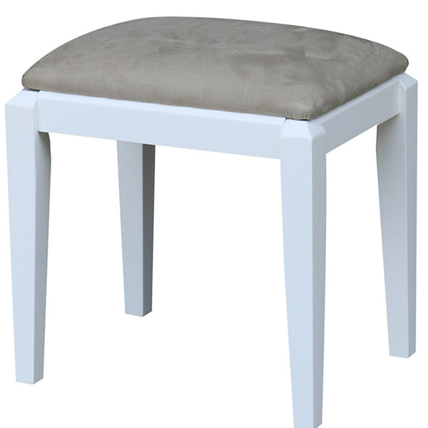 International Concepts Vanity Stool