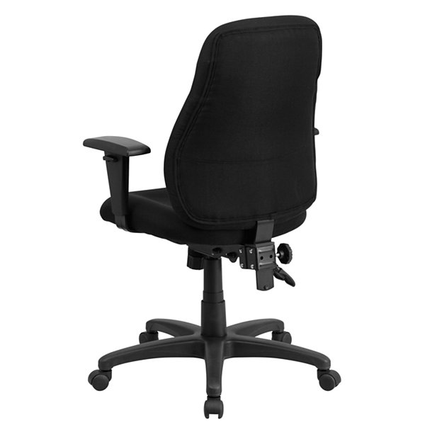 Mid-Back Fabric Office Chair