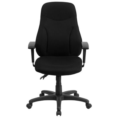 High Back Fabric Office Chair