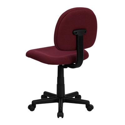 Low Back Fabric Swivel Task Chair
