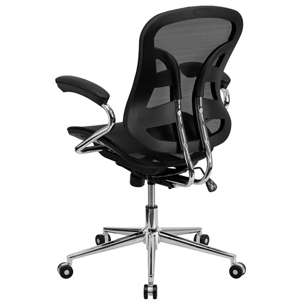 Swivel Contemporary Mid Back Task Chair