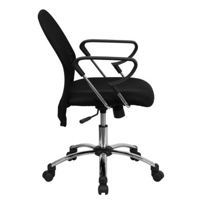 Contemporary Mid Back Task Chair