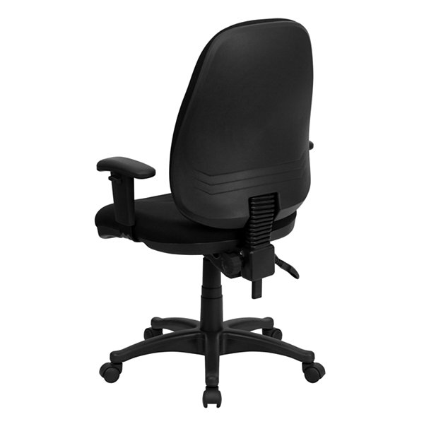 Mid-Back Double Control Office Chair
