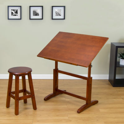 2-Pc Creative Art Standing Desk