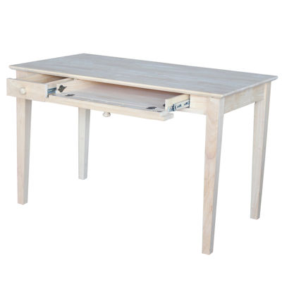 Flip Down Drawer Computer Desk