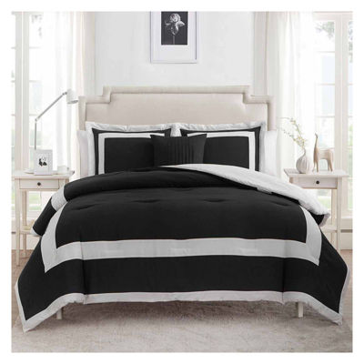 VCNY Avianna 4-pc. Comforter Set