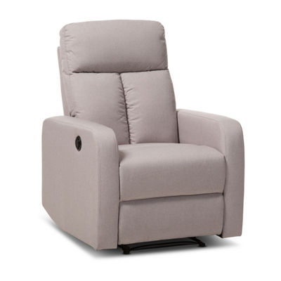 Baxton Studio Garland Power Recliner