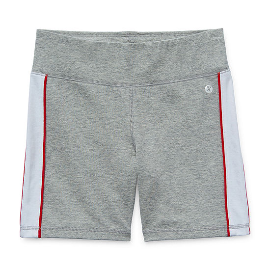 Xersion Little & Big Girls Bike Short