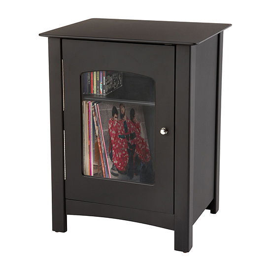 Crosley Bardstown Entertainment Cabinet Stand