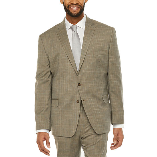 Shaquille O'Neal XLG Classic Fit Stretch Suit Separates - Big and Tall
